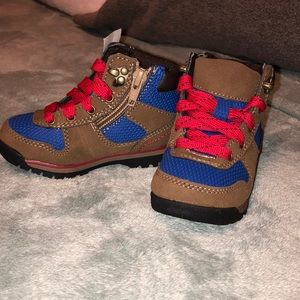 Baby Boots - SmartFit - Size 6 - NWT